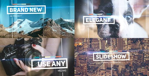 VideoHive - The Slideshow 17944703 - Project for After Effects