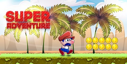 CodeCanyon - SUPER ADVENTURE GAME WITH ADMOB - BUILDBOX & ECLIPSE PROJECT