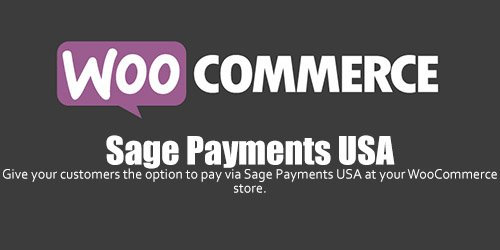 WooCommerce - Sage Payments USA v1.0.9