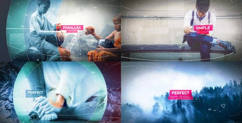 VideoHive - Parallax Opener 19030106 - Project for After Effects