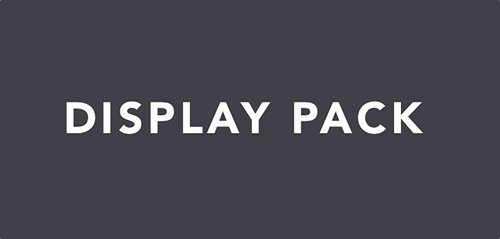 Conductor - Display Pack Add-On v1.0.2