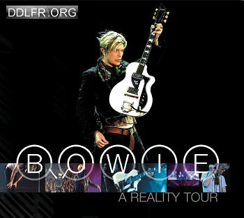 David Bowie A Reality Tour HDTV 720p