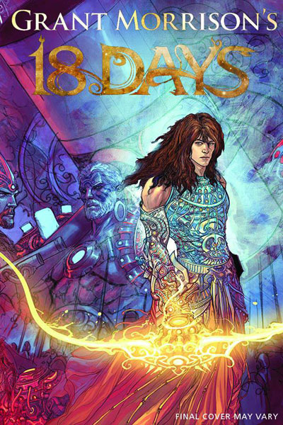 Grant Morrison's 18 Days 10 Tomes