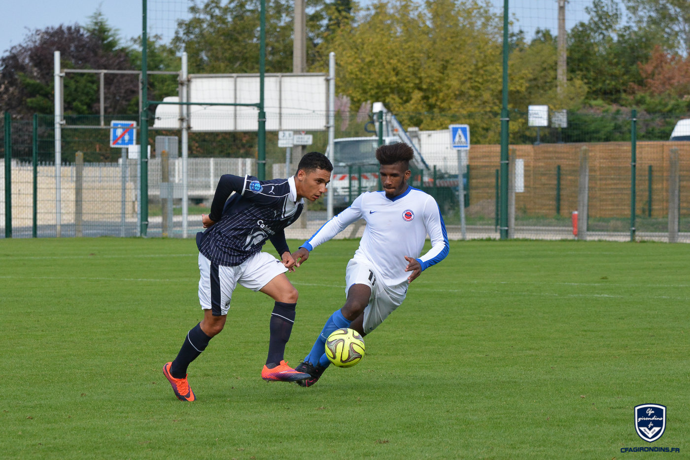 Cfa Girondins : Revers à Châteauroux (2-0) - Formation Girondins