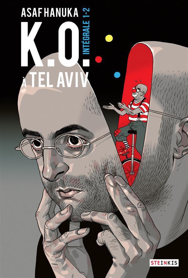 K.O. à Tel Aviv Intégrale 1 vol (1-2)