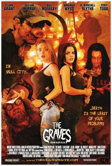 The Graves, Les Tombes De Skull City