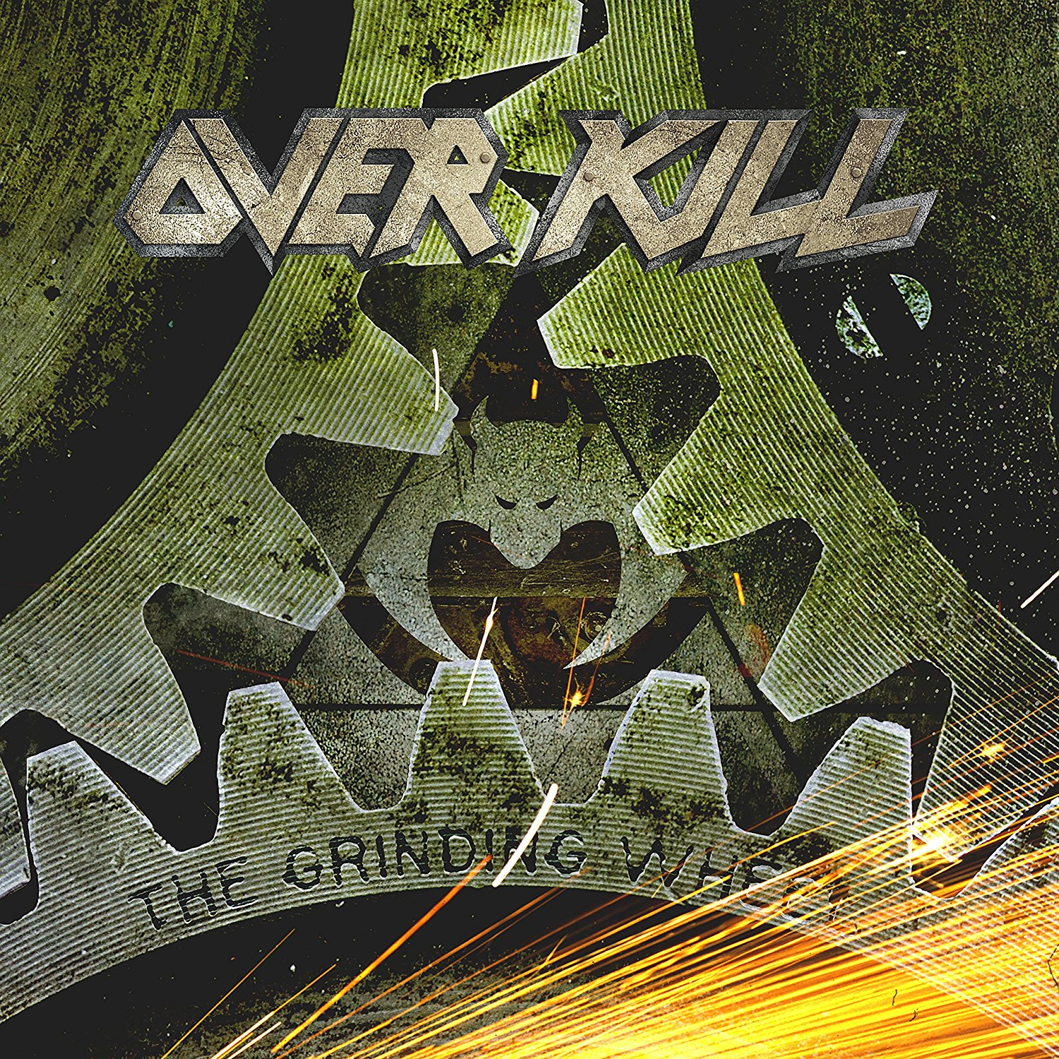 Overkill : The Grinding Wheel