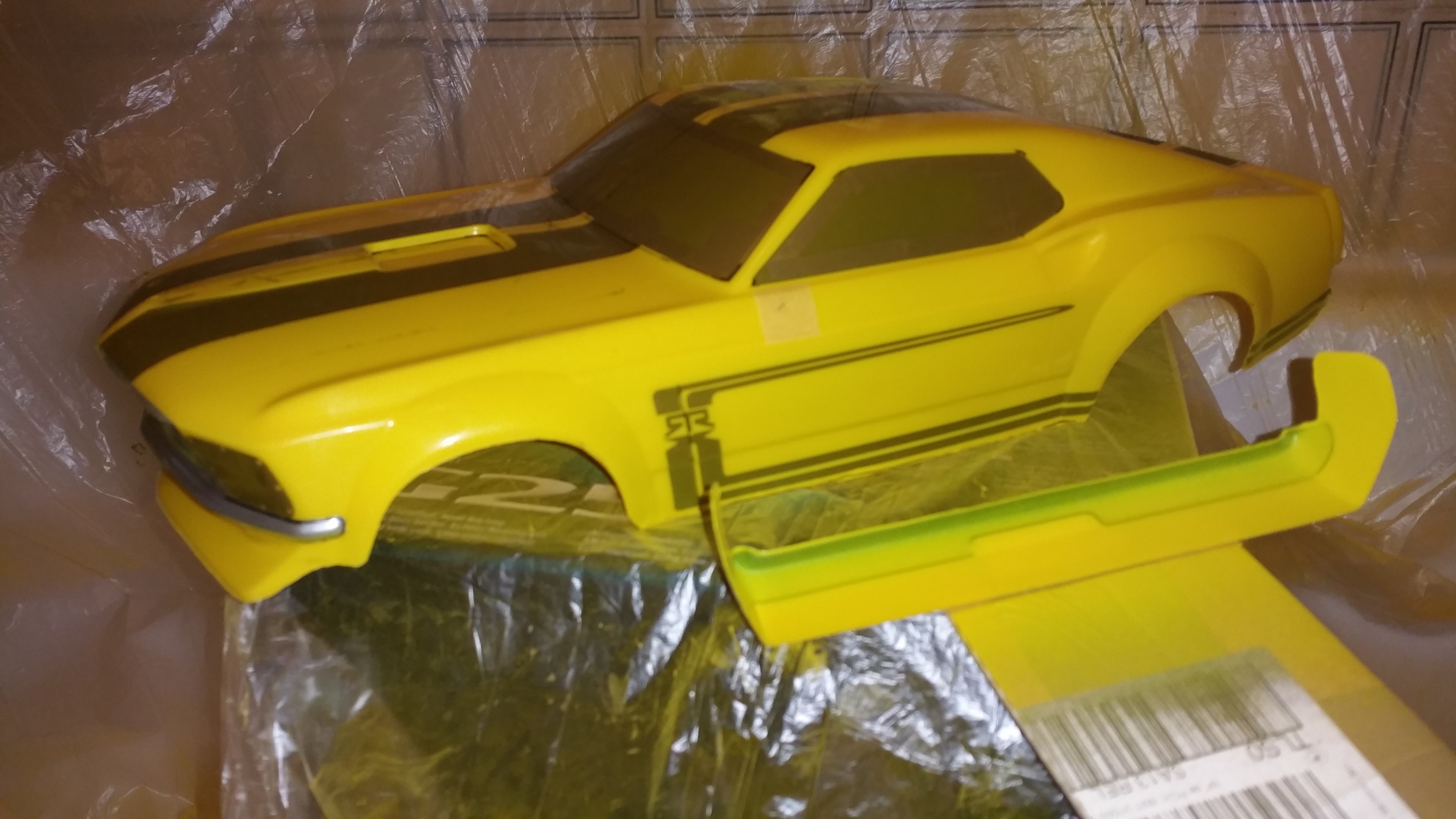 Ford Mustang 69 Boss302 version RTR-X  029x