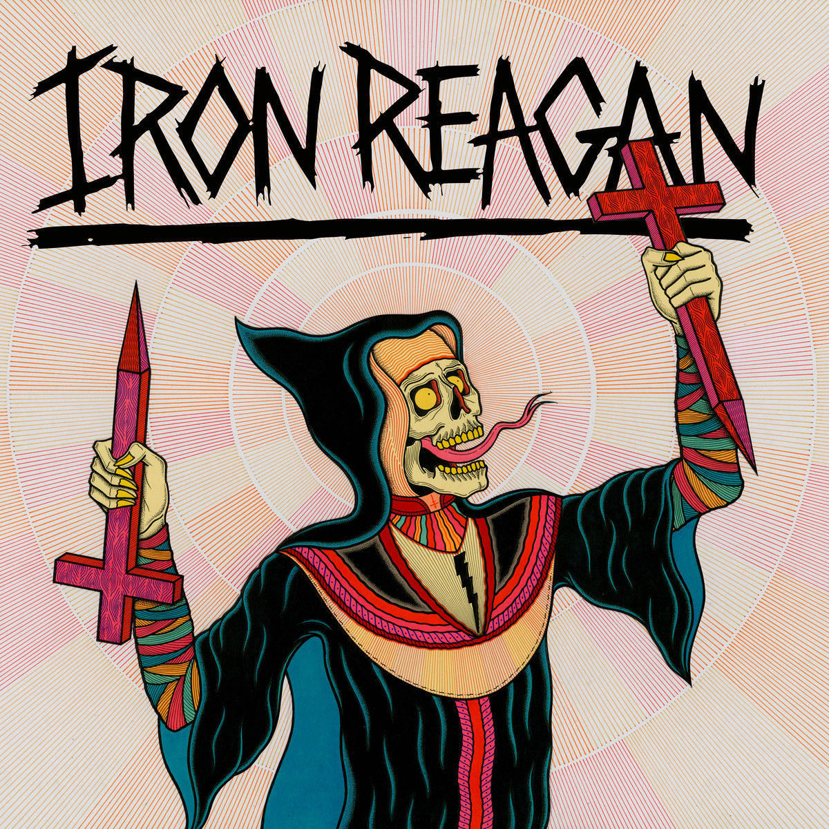 Iron Reagan : Crossover Ministry