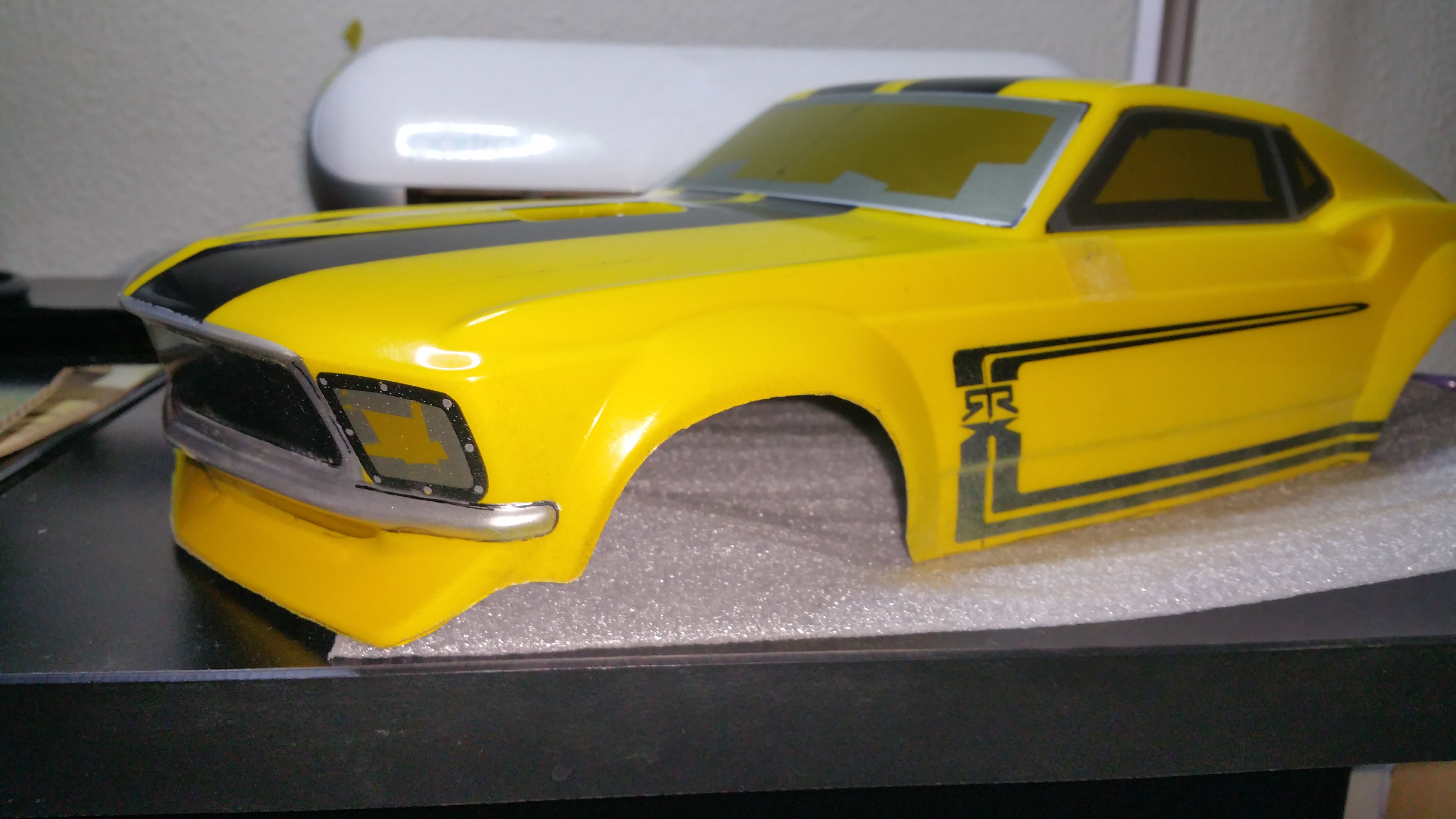 Ford Mustang 69 Boss302 version RTR-X  Wk7b