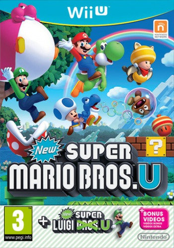 New Super Mario Bros U + New Super Luigi U