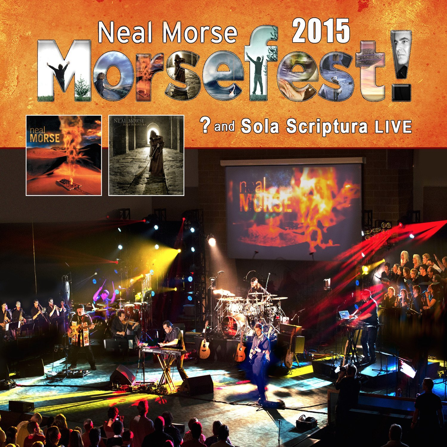 The Neal Morse Band : Morsefest 2015