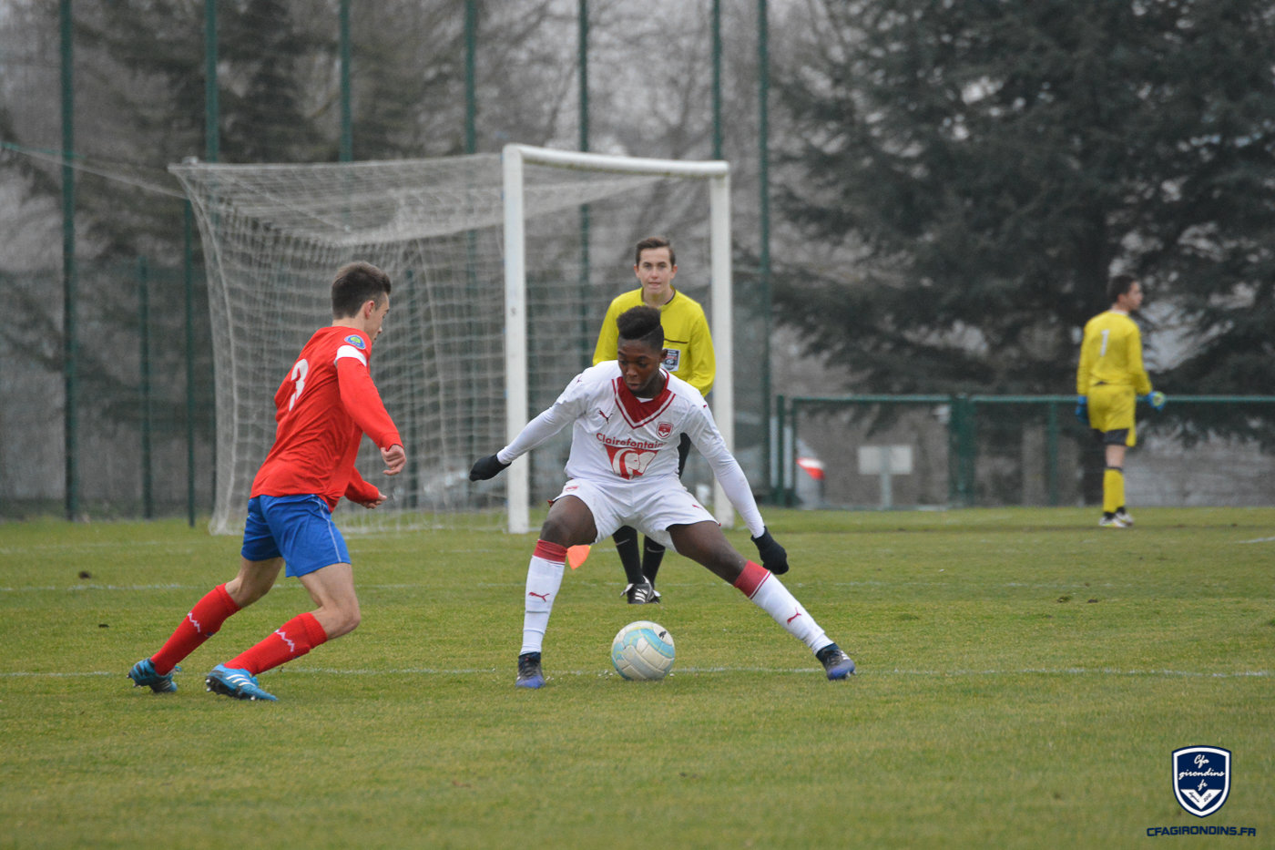 Cfa Girondins : Victoire contre le Bassin d'Arcachon (0-3) - Formation Girondins