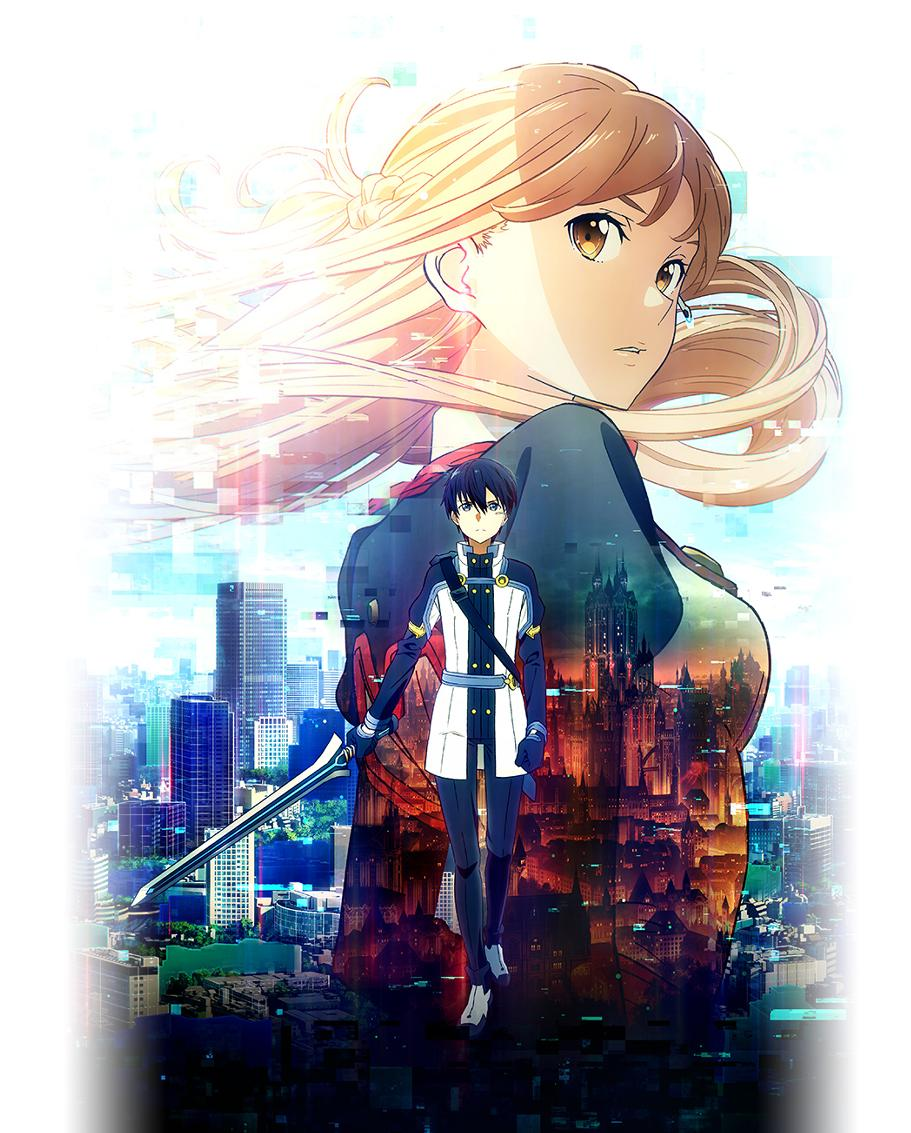 Sword Art Online Le Film : Ordinale Scale