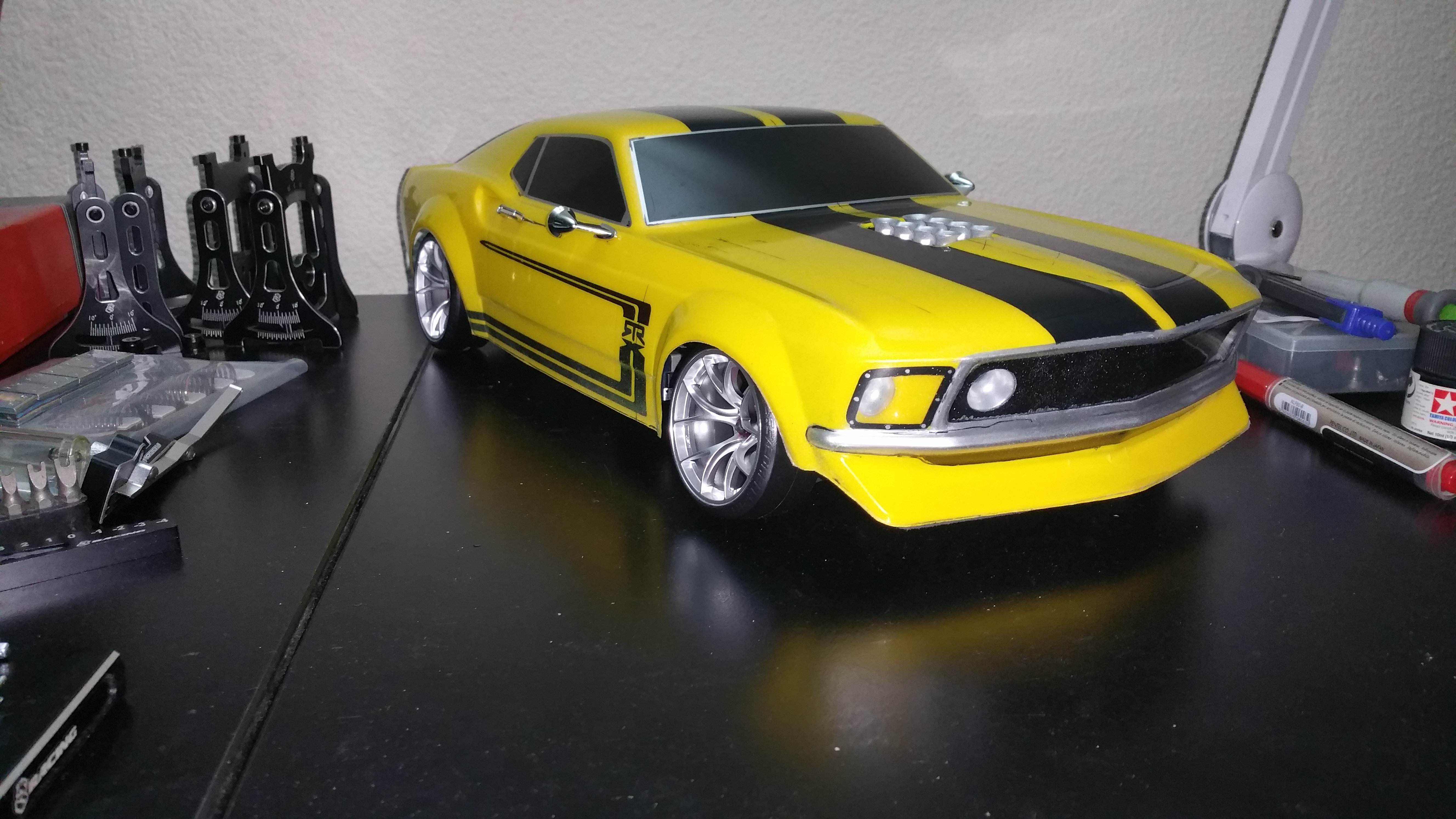 Ford Mustang 69 Boss302 version RTR-X  Z9d4