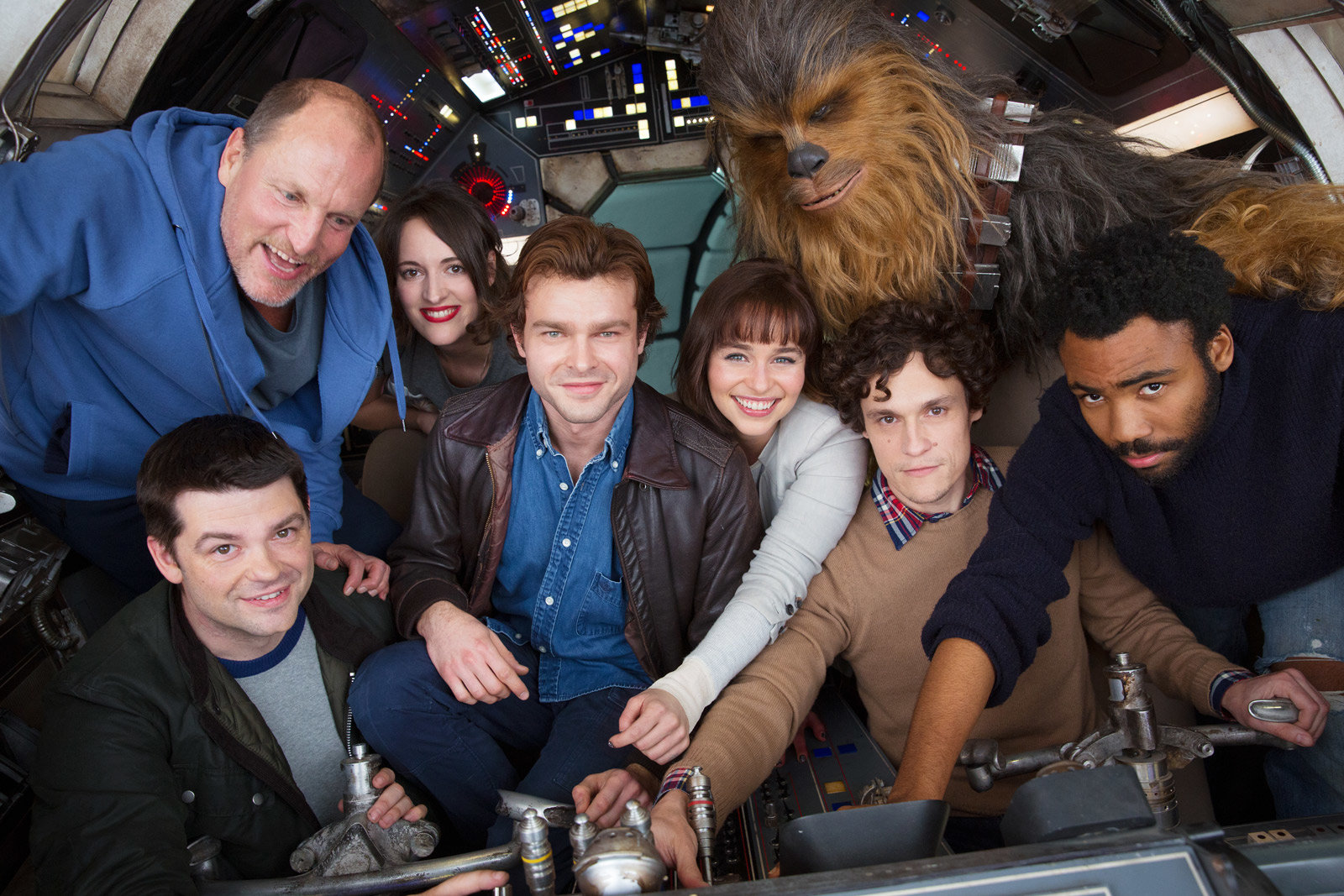 Han Solo : A Star Wars Story