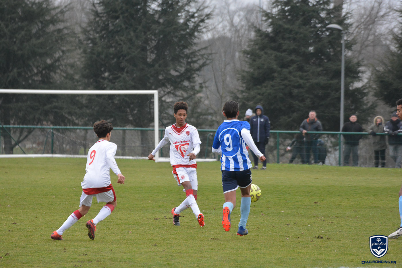 Score nul contre Coulouniex (1-1)