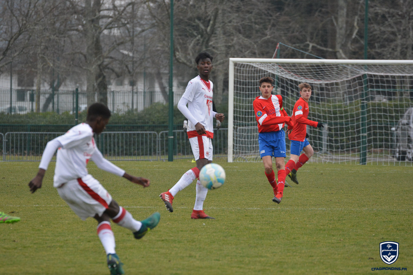 Cfa Girondins : Score nul et vierge contre Bergerac (0-0) - Formation Girondins