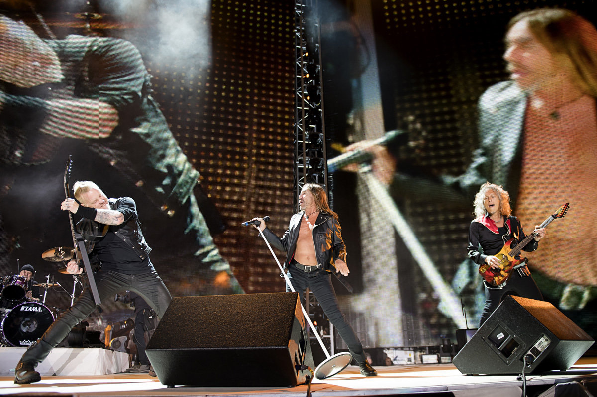 Metallica & Iggy Pop
