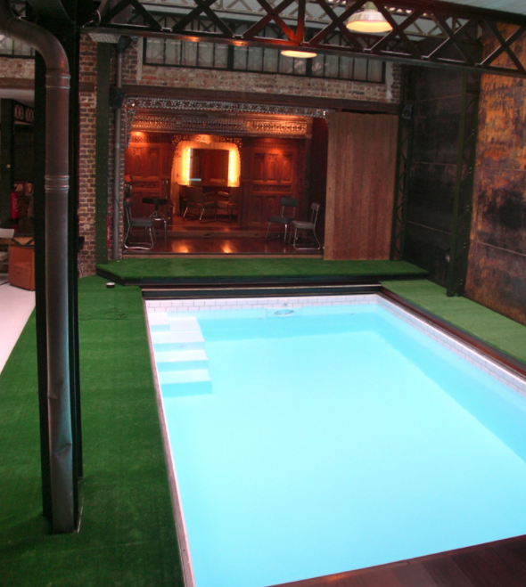 Location loft ou appartement paris pour une soir e for Location piscine privee paris