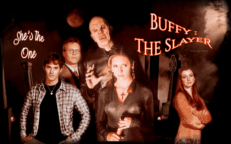 Buffy : The Slayer