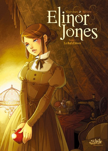 Elinor Jones Intégrale 3 tomes