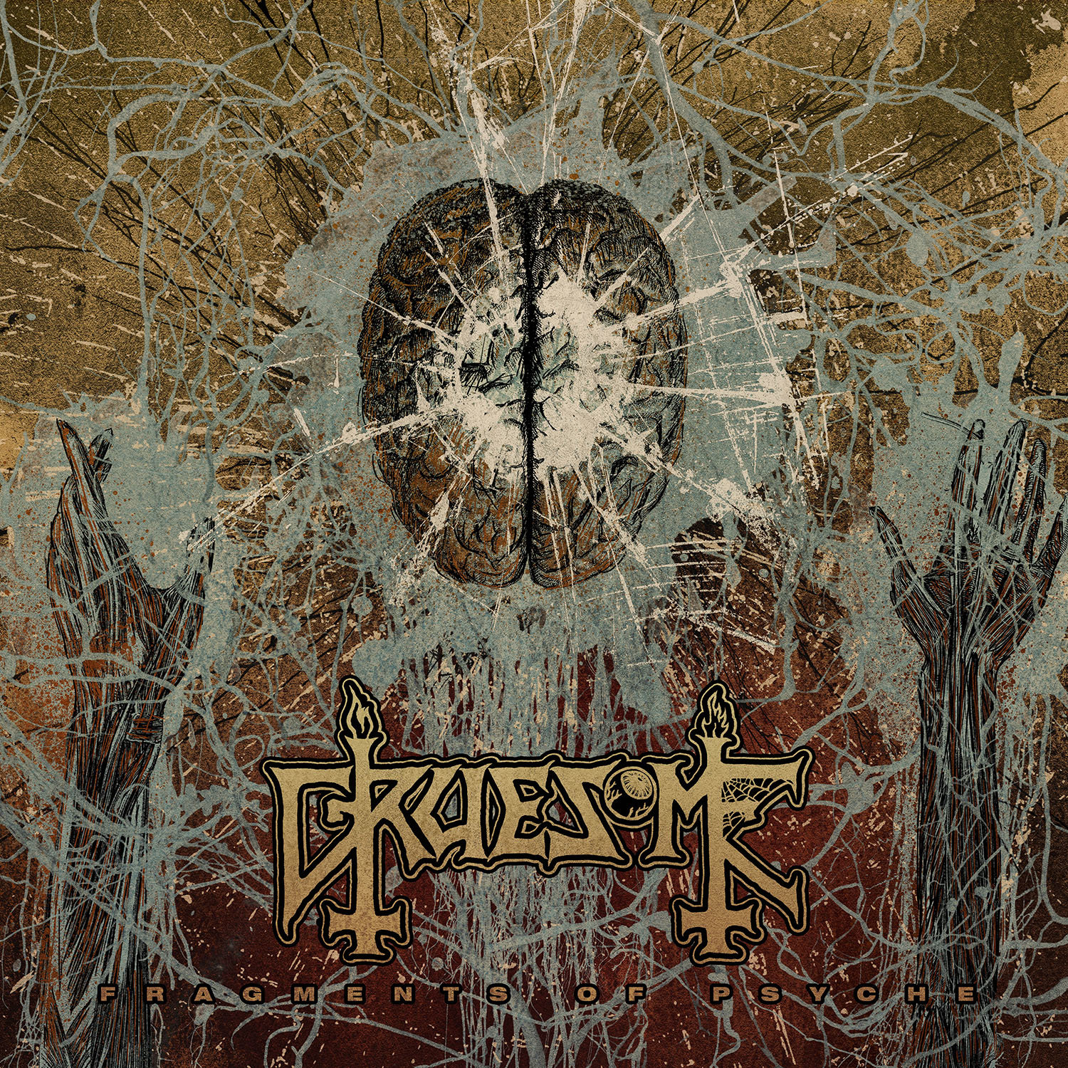 Gruesome : Fragments Of Psyche