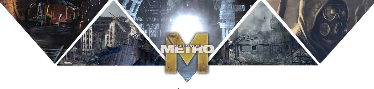 Metro : forum RPG post-apocalypse