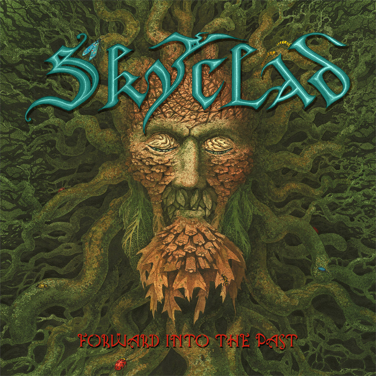 Skyclad : Forward Into The Past