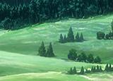 Les plaines.