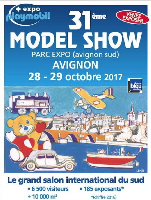 Tombola championnat de france 2017 present par rc4wd for Salon du chiot avignon 2017