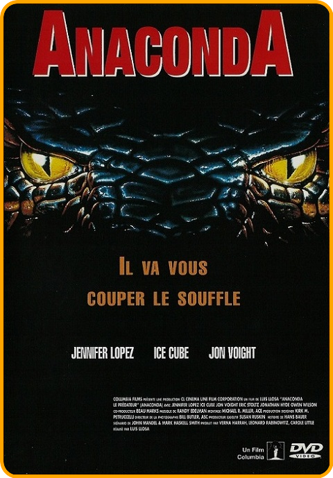 Anaconda 1997 TRUEFRENCH DVDRip XviD AC3