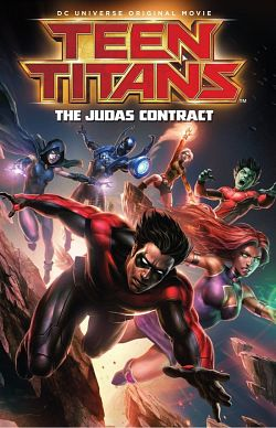 Telecharger Teen Titans: The Judas Contract Dvdrip