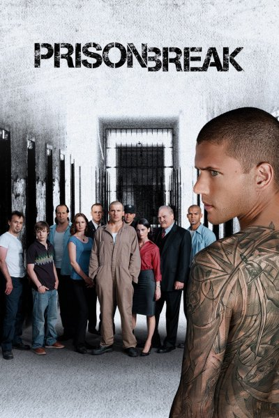 Prison Break saison 02 (BDRiP)