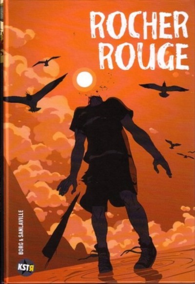Rocher Rouge Tomes 1 et 2