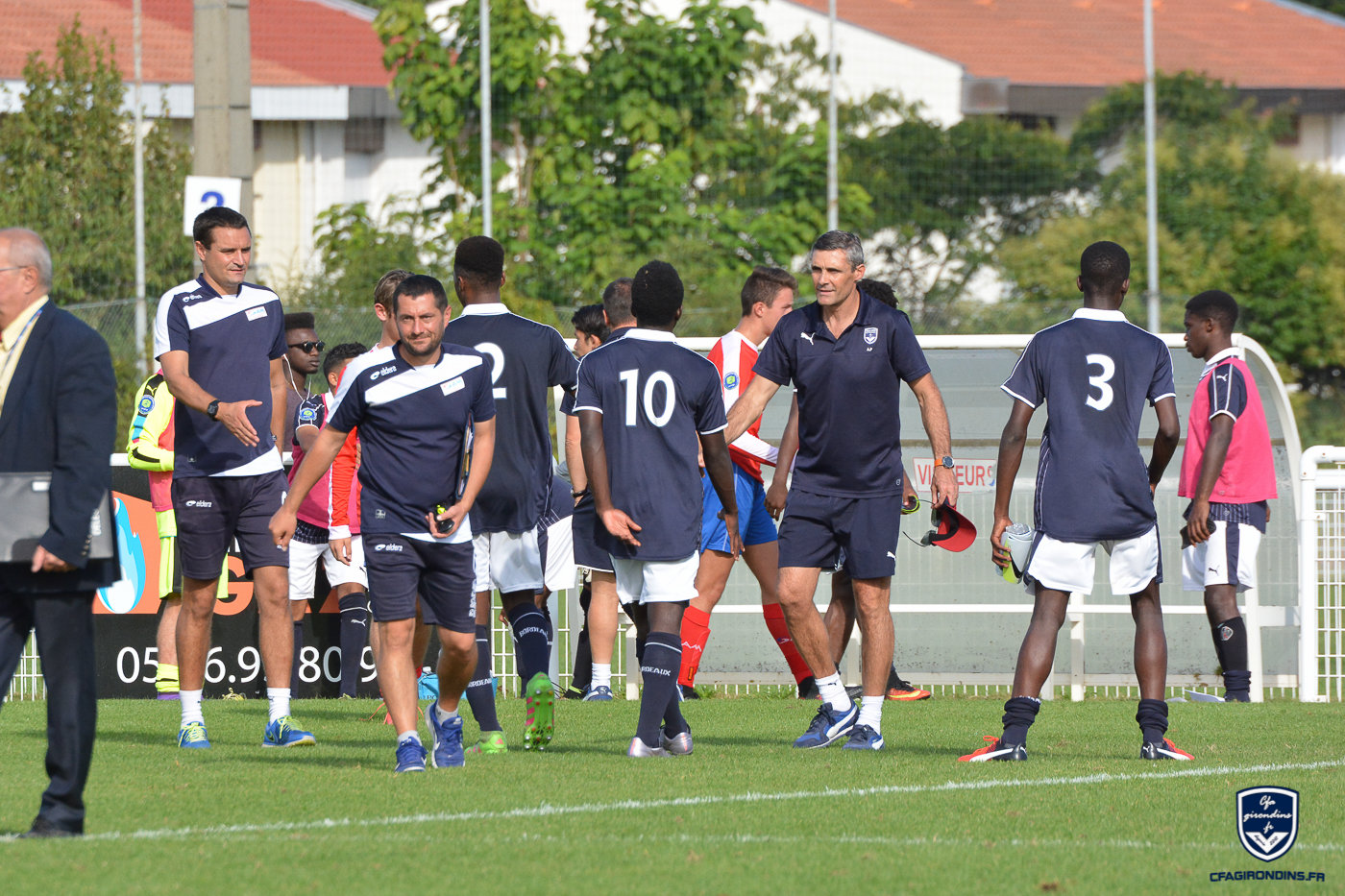 Cfa Girondins : Pas de phases finales pour les U17 Nationaux - Formation Girondins