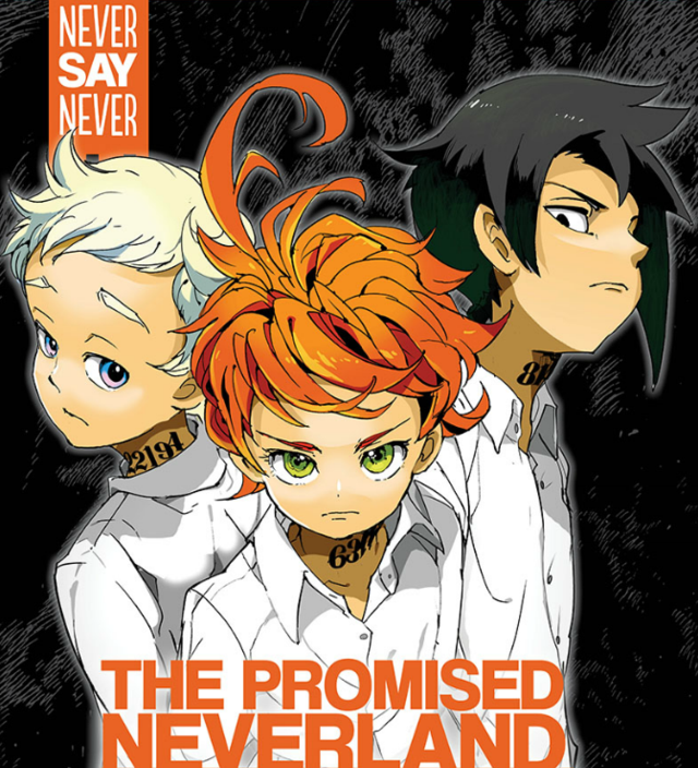 [MANGA/ANIME] The Promised Neverland (Yakusoku no Neverland) Xlwj