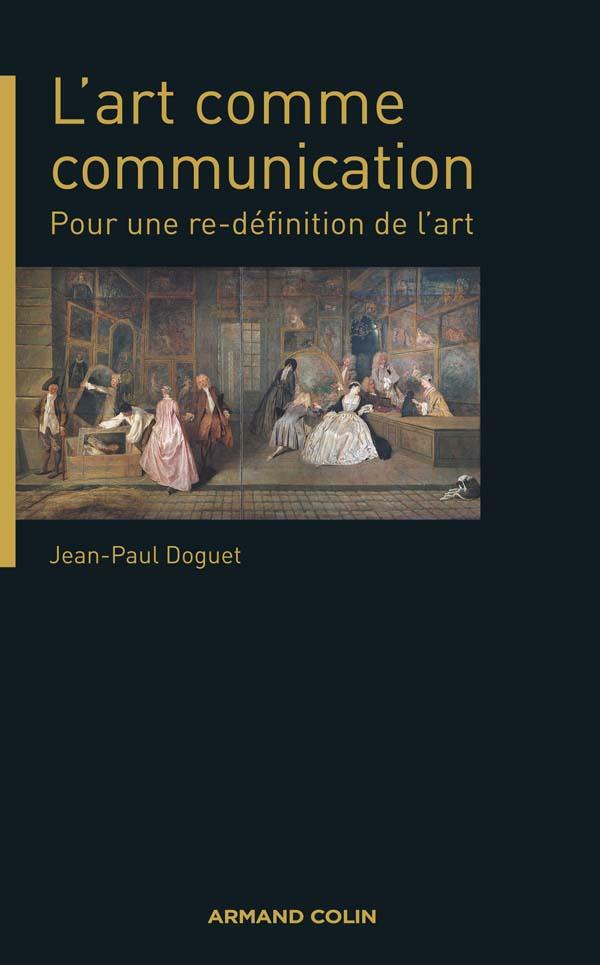 L'art comme communication. Jean-Paul Doguet