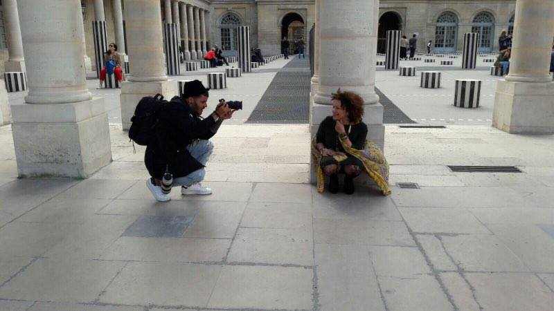Ever : votre shooting photo à Paris avec un pro