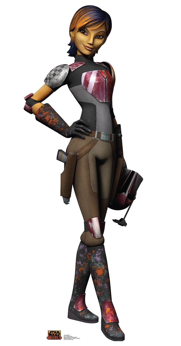 Star Wars Rebels - Sabine