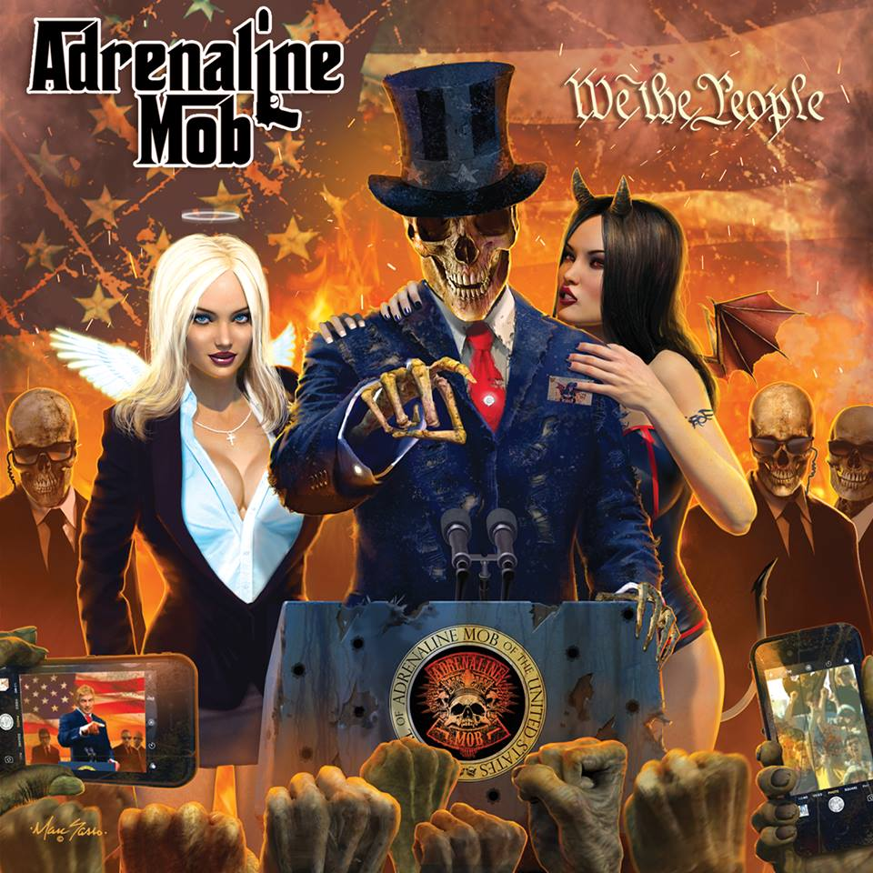 Adrenaline Mob : We The People