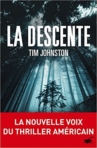 La descente de Tim Johnston 2017