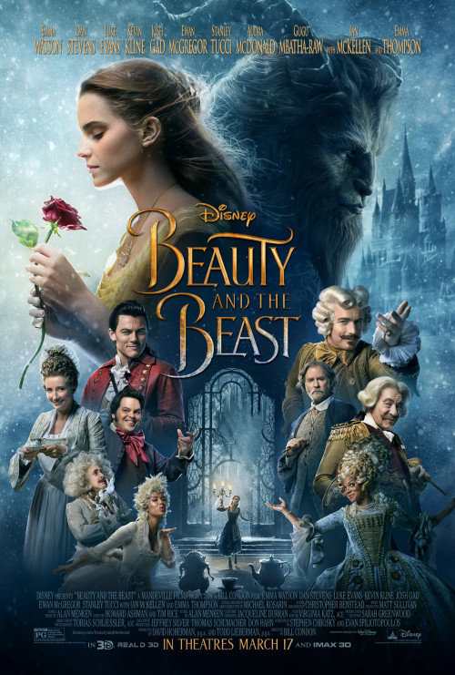 Beauty And The Beast 2017 720p HDRip X264 AC3 TiTAN