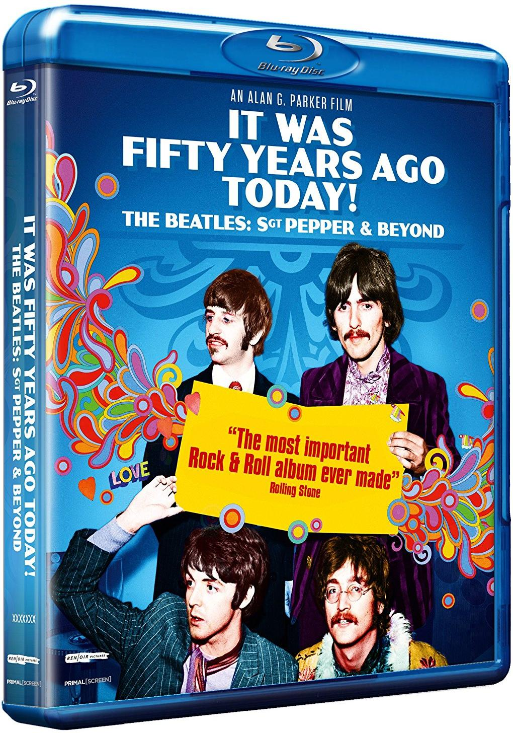 It Was Fifty Years Ago Today ! Sgt. Pepper & Beyond