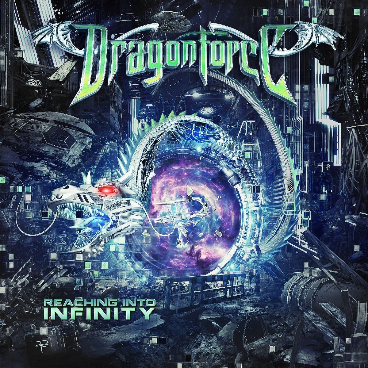 Dragonforce : Reaching Into Infinity