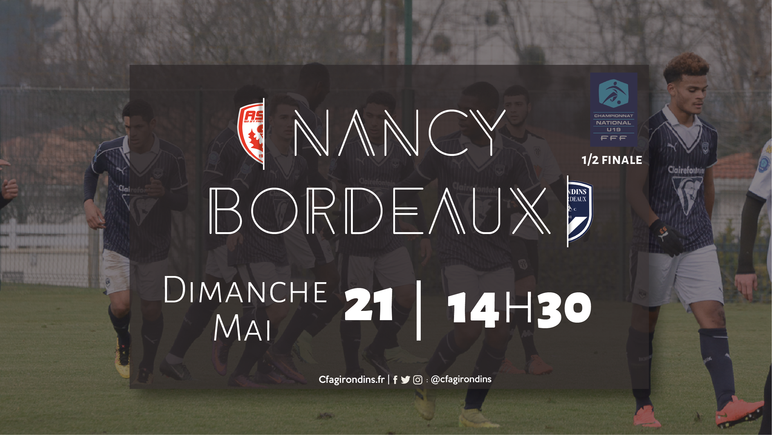 Contre Nancy en demi-finale