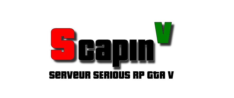 Serveur RP GTA 5 Scapin