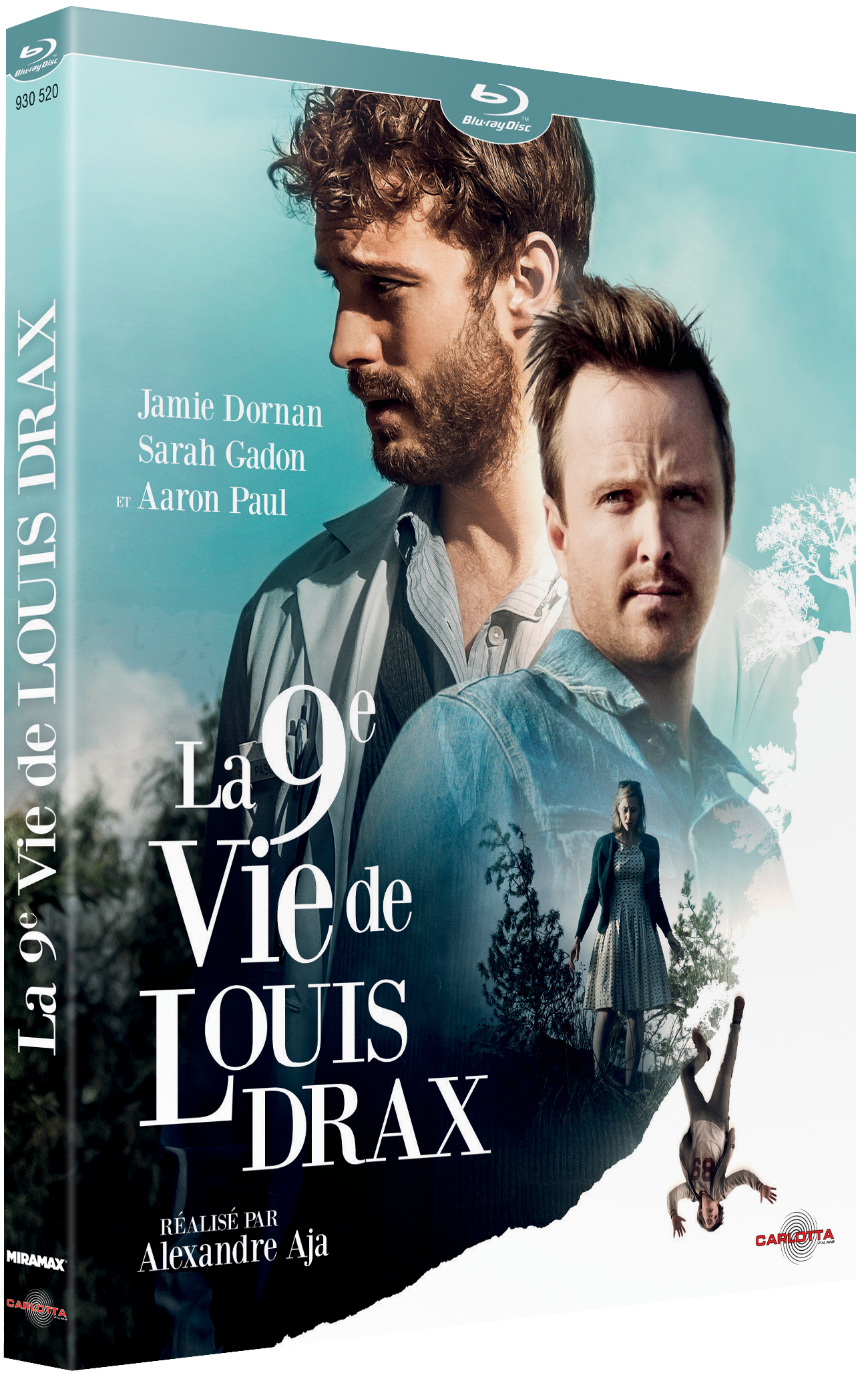 la neuvieme vie de louis drax sortie directe en blu ray et dvd actus blu ray et dvd freakin. Black Bedroom Furniture Sets. Home Design Ideas