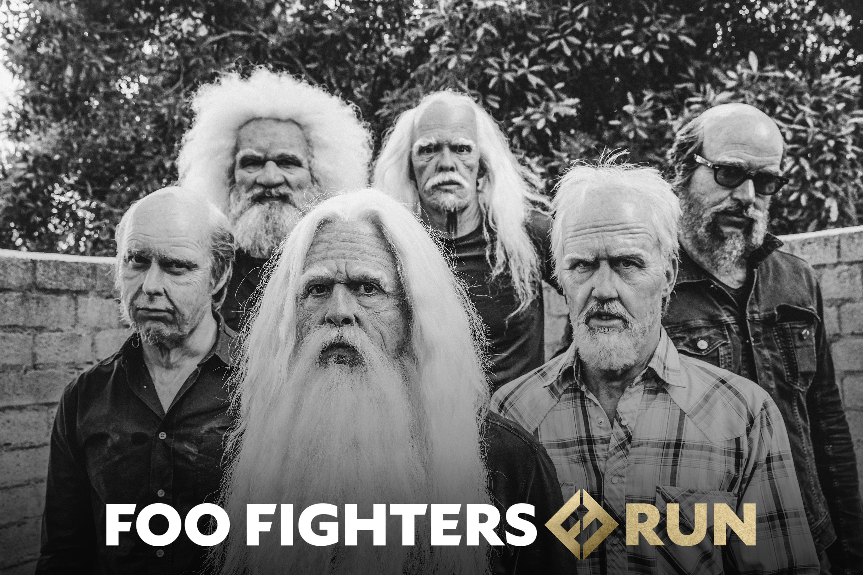 Foo Fighters : Run
