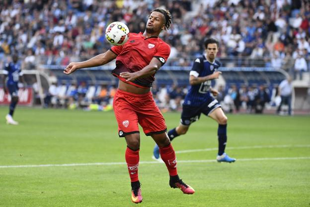 Cfa Girondins : Loïs Diony plait en Angleterre - Formation Girondins